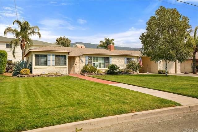 772 E Marshall Boulevard, San Bernardino, CA 92404 (#CV21213315) :: Koster & Krew Real Estate Group | Keller Williams