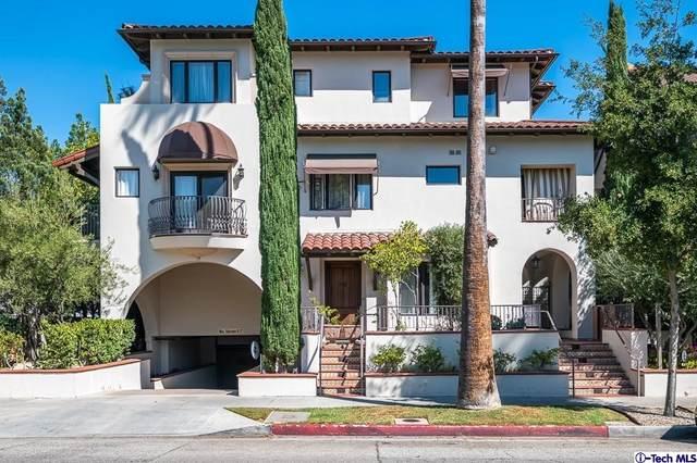 108 S El Molino Avenue #105, Pasadena, CA 91101 (#320007783) :: The DeBonis Team