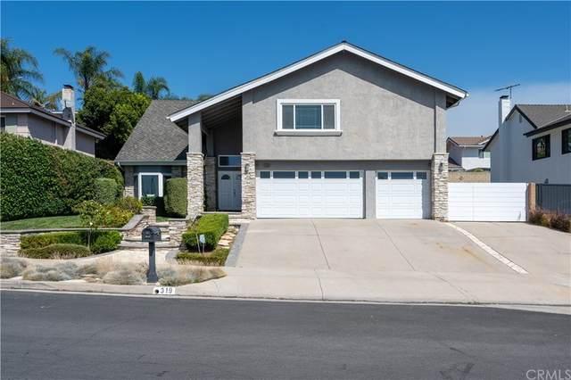 319 Clairmont Avenue, Placentia, CA 92870 (#PW21208416) :: The Kohler Group