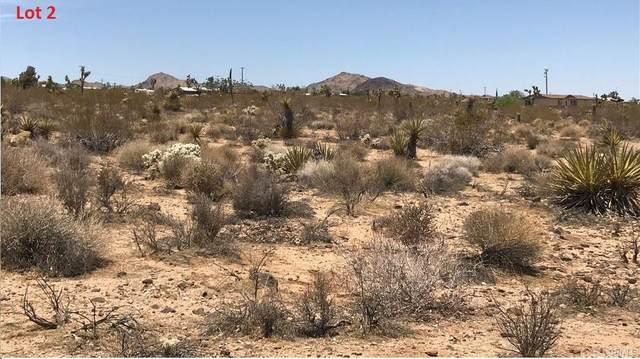 1150 Cherokee, Yucca Valley, CA 92284 (MLS #SR21213914) :: ERA CARLILE Realty Group