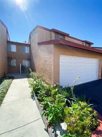 3950 W Hazard Avenue H, Santa Ana, CA 92703 (#PW21214011) :: COMPASS