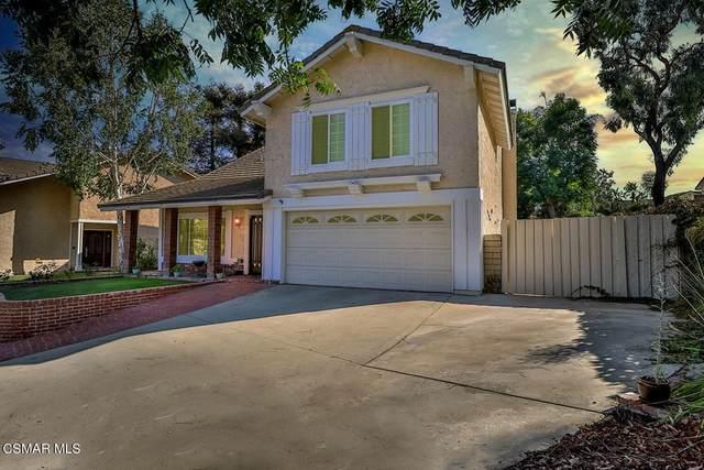 3834 Calle Clara, Newbury Park, CA 91320 (#221005273) :: Blake Cory Home Selling Team