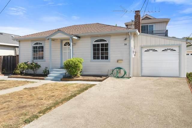 58 Mclellan Avenue, San Mateo, CA 94403 (#ML81864378) :: The Najar Group