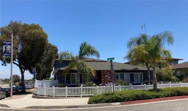 1704 Fern Avenue, Torrance, CA 90503 (#SB21209534) :: Necol Realty Group