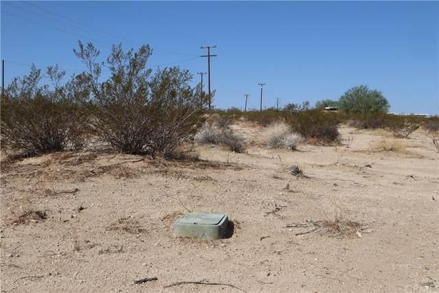 0 Mesa Drive, 29 Palms, CA 92277 (#PW21213227) :: The Alvarado Brothers