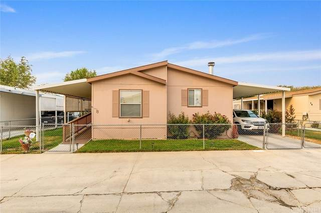 45465 25th Street East #13, Lancaster, CA 93535 (#SR21214083) :: Zember Realty Group