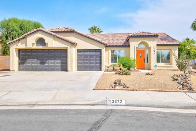 42672 Cardiff Street, Palm Desert, CA 92211 (#219068116PS) :: Zember Realty Group