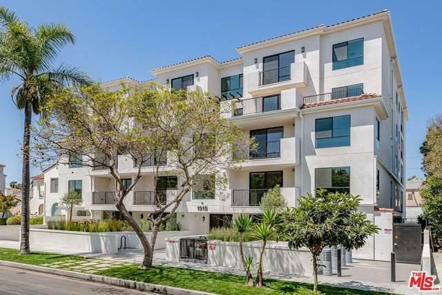 1515 S Holt Avenue #305, Los Angeles (City), CA 90035 (#21785930) :: RE/MAX Empire Properties