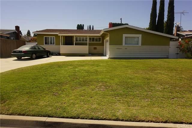 13401 Jackson Street Street, Garden Grove, CA 92844 (#SW21175333) :: COMPASS