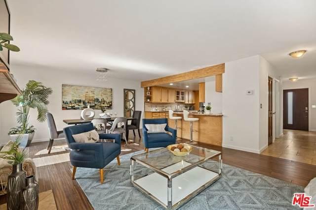 1118 17th Street #4, Santa Monica, CA 90403 (#21771996) :: The Najar Group