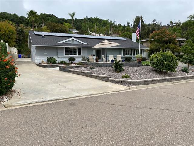 2850 Oaktree Way, Fallbrook, CA 92028 (#ND21213852) :: Zember Realty Group