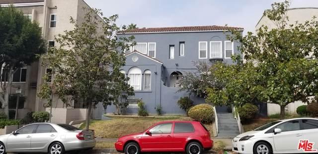 815 S New Hampshire Avenue, Los Angeles (City), CA 90005 (#21788396) :: The DeBonis Team