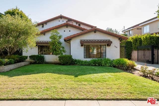 746 20Th Street, Santa Monica, CA 90402 (#21787816) :: The Najar Group