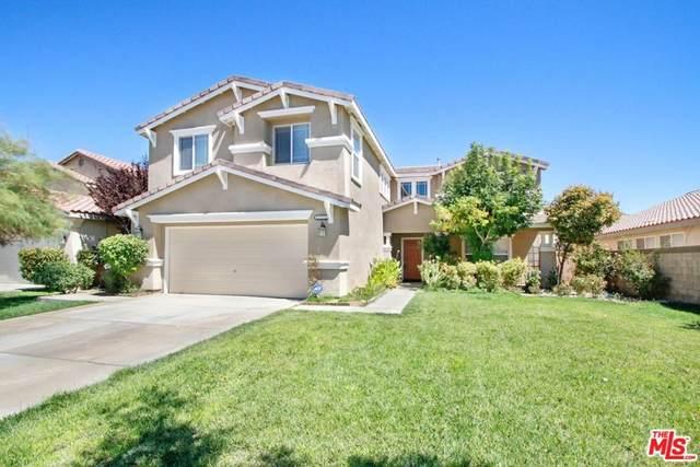 43350 Sunny Lane, Lancaster, CA 93536 (#21788452) :: Zember Realty Group