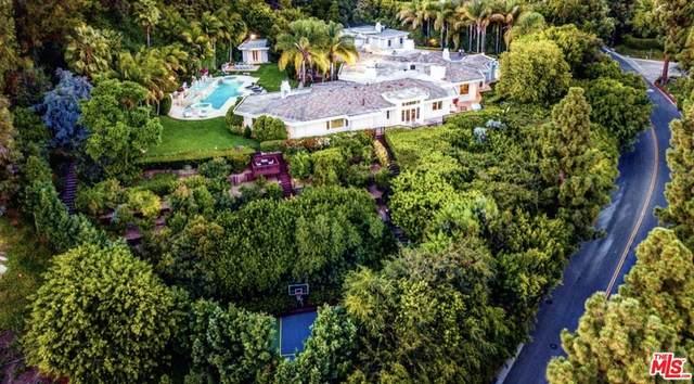 911 Loma Vista Drive, Beverly Hills, CA 90210 (#21788340) :: The Najar Group
