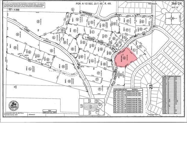 0 240-083 Gafford Road, Lake Elsinore, CA 92595 (#SW21213118) :: Zember Realty Group