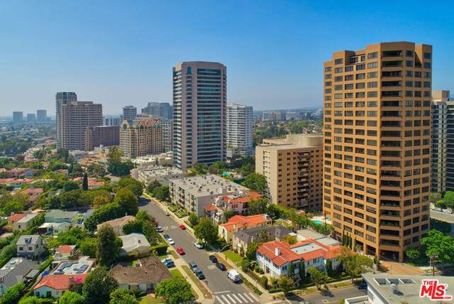 10435 Ashton Avenue, Los Angeles (City), CA 90024 (#21788504) :: The DeBonis Team