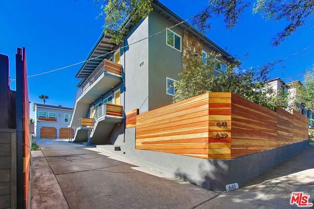 639 Robinson Street, Los Angeles (City), CA 90026 (#21783660) :: RE/MAX Masters