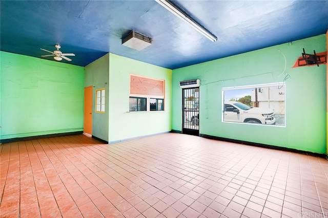 13186 Van Nuys Boulevard, Pacoima, CA 91331 (#SR21214400) :: Necol Realty Group