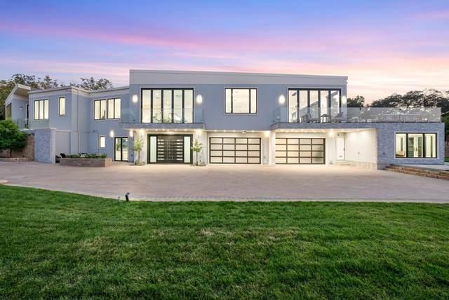 27447 Edgerton Road, Los Altos Hills, CA 94022 (#ML81864452) :: The DeBonis Team