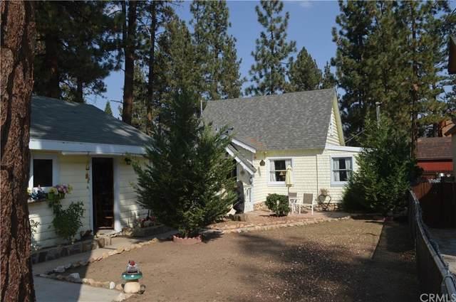 313 W Country Club Boulevard, Big Bear, CA 92314 (#SW21214458) :: Compass