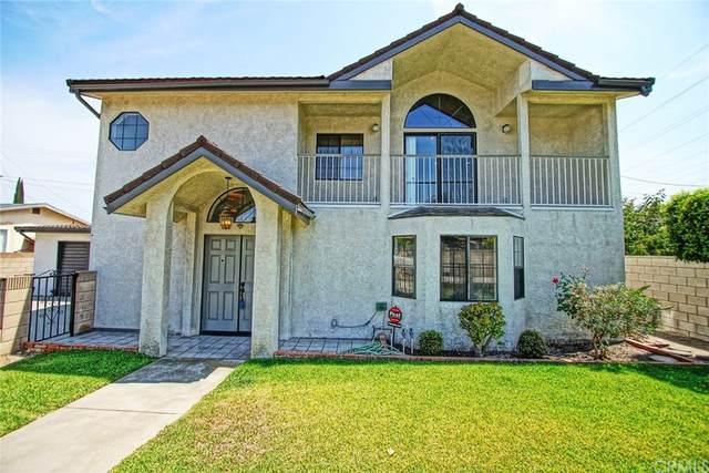 6212 N Burton Avenue, Temple City, CA 91775 (#TR21214520) :: Necol Realty Group