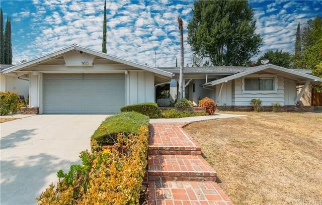 12847 Titian Avenue, Granada Hills, CA 91344 (#SR21214343) :: The Najar Group