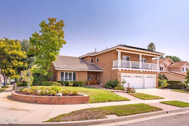 3094 N Geronimo Avenue, Simi Valley, CA 93063 (#221005280) :: Koster & Krew Real Estate Group | Keller Williams