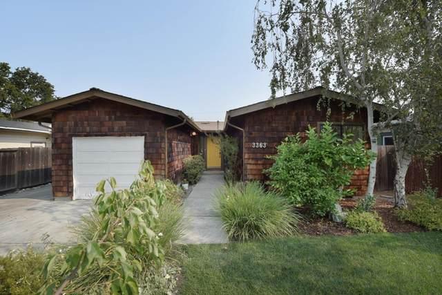 3363 Park Boulevard, Palo Alto, CA 94306 (#ML81864469) :: The DeBonis Team