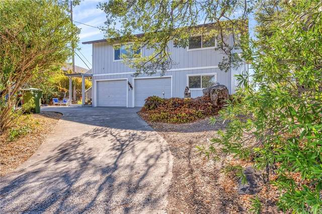 18307 North Shore Drive, Hidden Valley Lake, CA 95467 (#LC21214553) :: Zember Realty Group