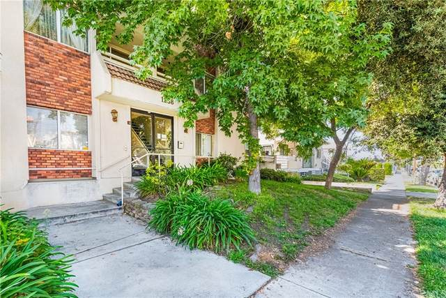 1238 E Wilson Avenue #206, Glendale, CA 91206 (#BB21214625) :: Blake Cory Home Selling Team