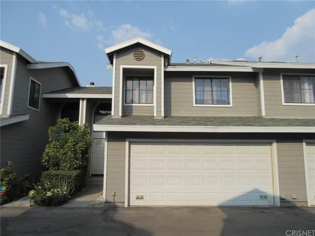 14200 Foothill Boulevard #29, Sylmar, CA 91342 (#SR21214666) :: The Najar Group