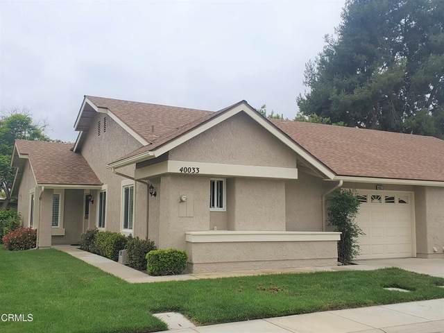 40033 Village 40, Camarillo, CA 93012 (#V1-8606) :: Koster & Krew Real Estate Group | Keller Williams