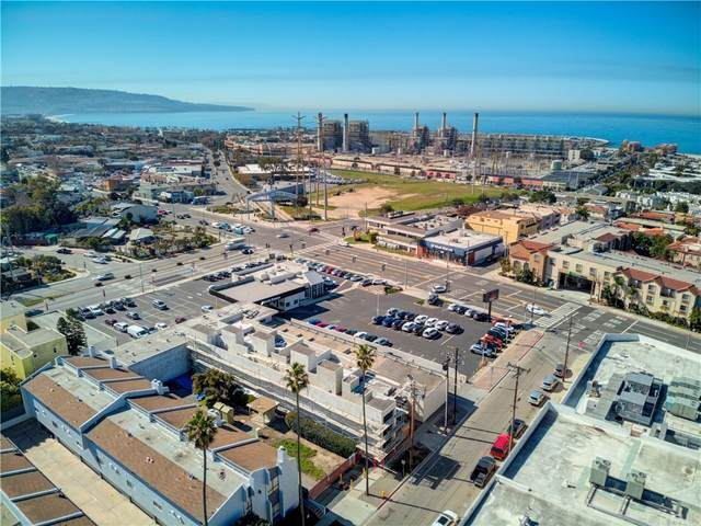 824 1st Street, Hermosa Beach, CA 90254 (#SB21031956) :: Blake Cory Home Selling Team