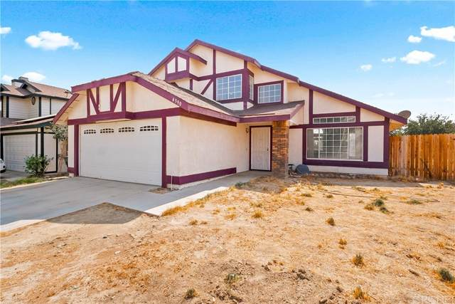 4390 Silverado Court, Rosamond, CA 93560 (#SR21214678) :: eXp Realty of California Inc.