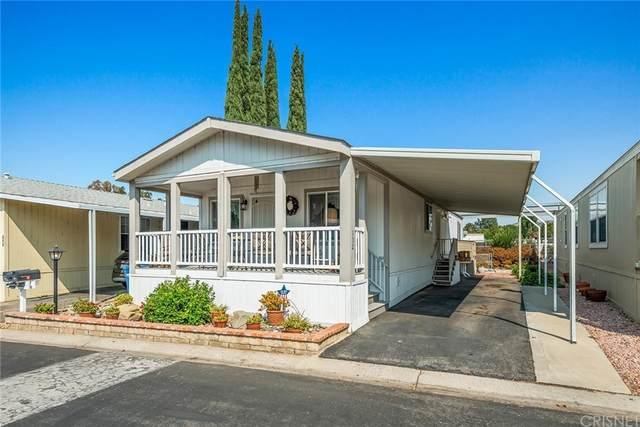 1550 Rory Lane #132, Simi Valley, CA 93063 (#SR21207251) :: Koster & Krew Real Estate Group | Keller Williams