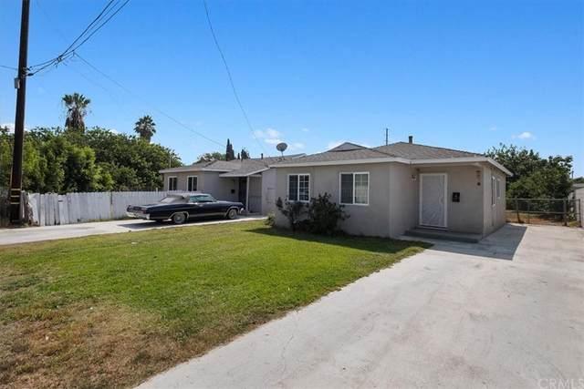 1132 E Lauder Street, Carson, CA 90745 (#PW21214700) :: Blake Cory Home Selling Team