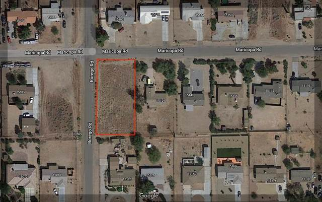 0 Maricopa Road, Victorville, CA 92392 (#539605) :: Zember Realty Group