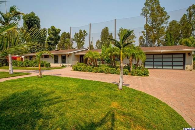 12005 Susan Dr Drive, Los Angeles (City), CA 91344 (#320007709) :: The DeBonis Team