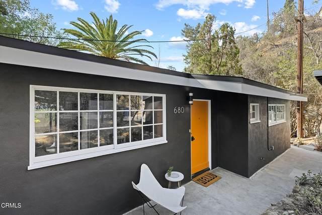 680 Quail Drive, Los Angeles (City), CA 90065 (#P1-6836) :: Zember Realty Group
