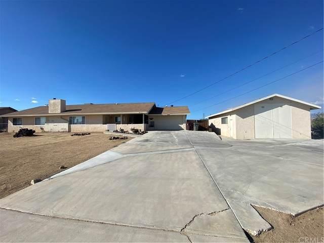 7130 Lennox Avenue, Yucca Valley, CA 92284 (#JT21211730) :: Koster & Krew Real Estate Group | Keller Williams