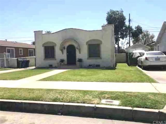 1622 W 66th Street, Los Angeles (City), CA 90047 (#IG21213929) :: The Najar Group