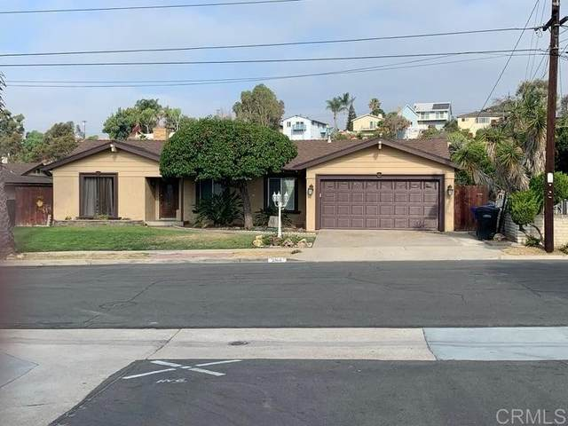 3164 Mount Miguel Drive, San Diego, CA 92139 (#PTP2106817) :: COMPASS