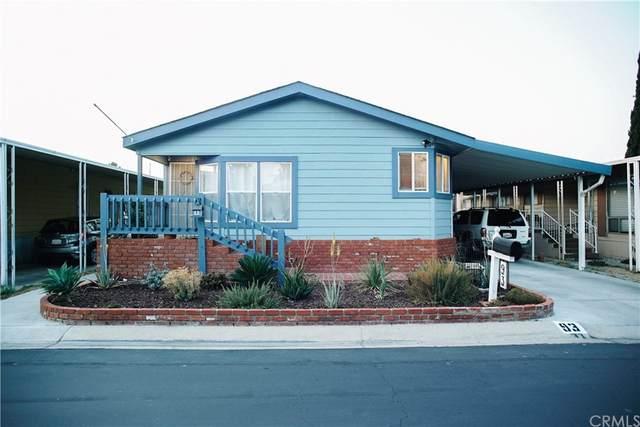 19127 Pioneer Boulevard #93, Artesia, CA 90701 (#PW21163727) :: Zember Realty Group