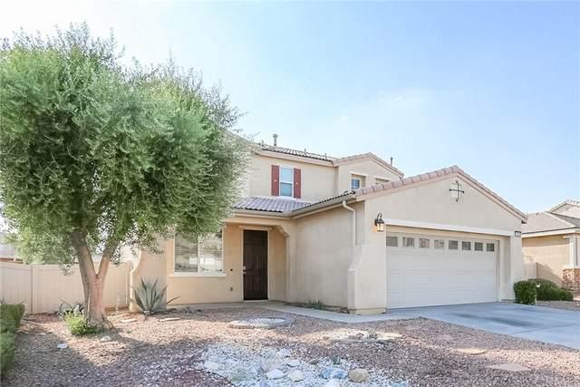 16628 Desert Lily Street, Victorville, CA 92394 (#IG21214007) :: Koster & Krew Real Estate Group | Keller Williams