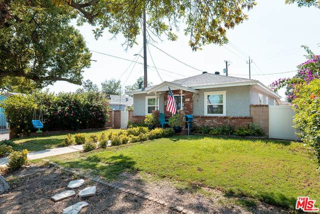 813 N Parish Place, Burbank, CA 91506 (#21788654) :: Zember Realty Group