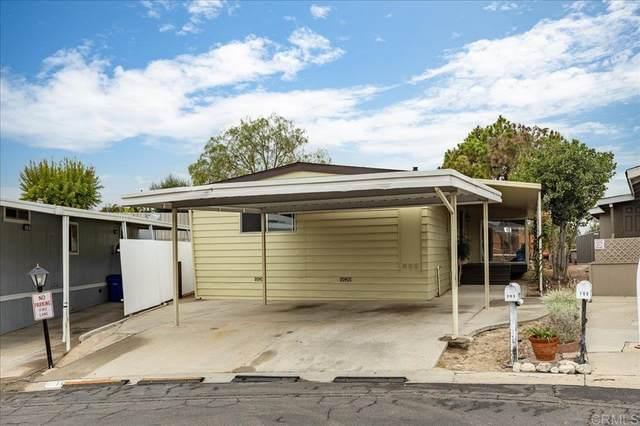 150 S Rancho Santa Fe Road #101, San Marcos, CA 92078 (#NDP2111143) :: COMPASS