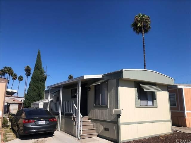 750 E Carson Street #28, Carson, CA 90745 (#SB21206108) :: Necol Realty Group