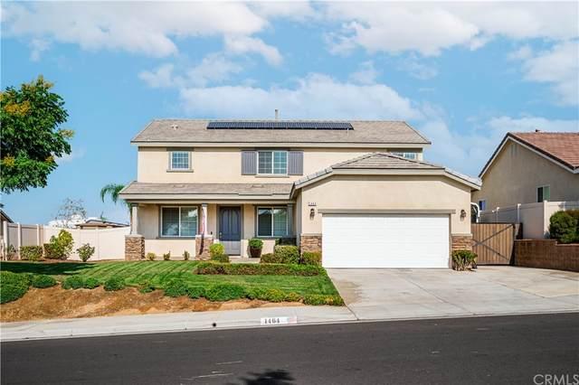1464 Coyote Lane, Calimesa, CA 92320 (#IV21214846) :: COMPASS