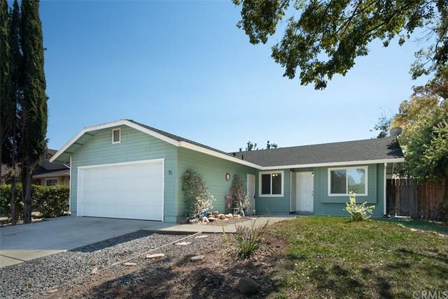79 Jackie Drive, Chico, CA 95973 (#OR21214562) :: Coldwell Banker C&C Properties